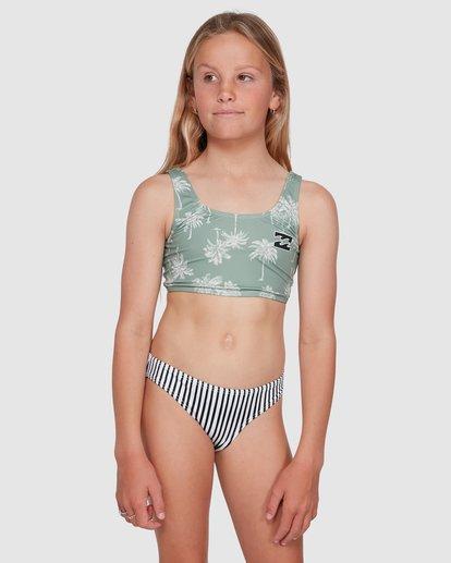 0 Take It Easy Bikini Green 5503710 Billabong