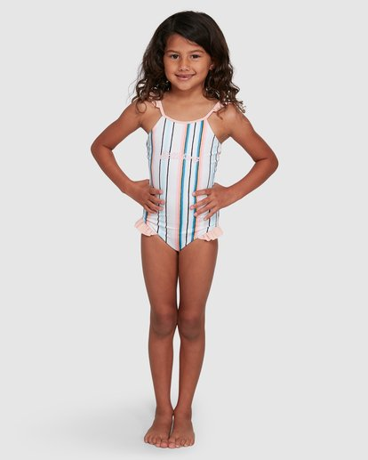 0 You Know It One Piece White 5503714 Billabong
