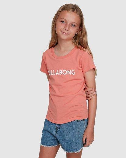 1 Dancer Short Sleeve Tee Orange 5504001 Billabong