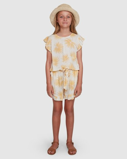 6 Palm Drift Shorts White 5504341 Billabong