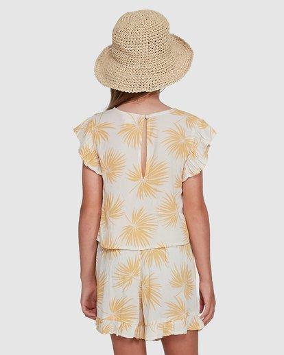 3 Palm Drift Shorts White 5504341 Billabong