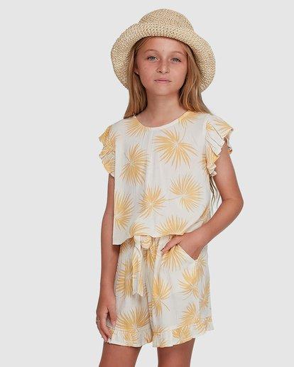 1 Palm Drift Shorts White 5504341 Billabong