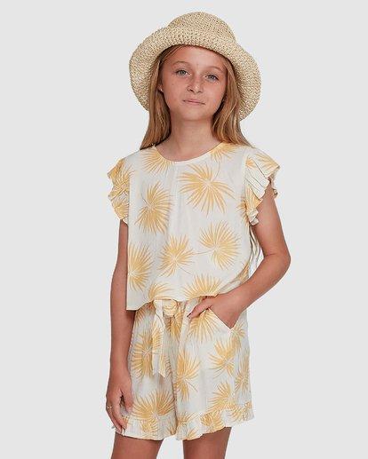 2 Palm Drift Shorts White 5504341 Billabong