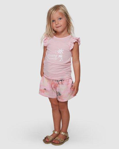 0 Sweet Sun Shorts Pink 5504343 Billabong