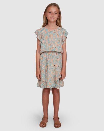 6 Wave Gypsy Dress Blue 5504464 Billabong