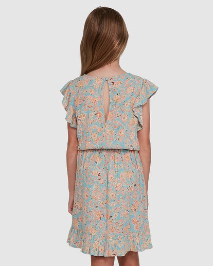 3 Wave Gypsy Dress Blue 5504464 Billabong