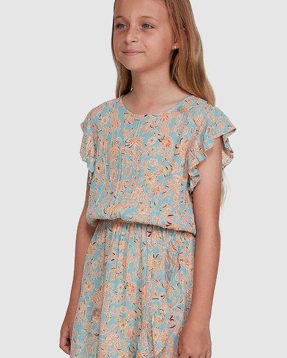 4 Wave Gypsy Dress Blue 5504464 Billabong