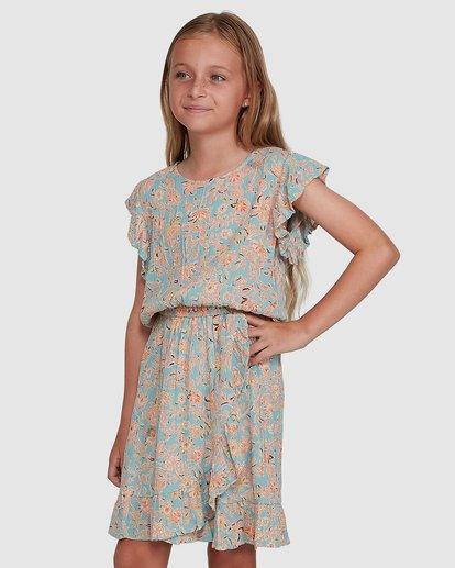 1 Wave Gypsy Dress Blue 5504464 Billabong