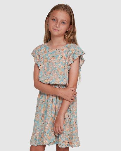 2 Wave Gypsy Dress Blue 5504464 Billabong