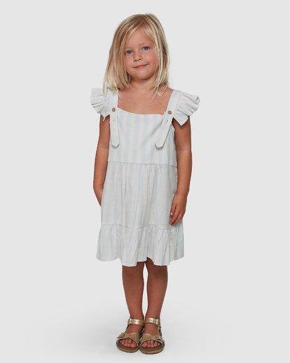 0 Dizzy Daze Dress Blue 5504465 Billabong