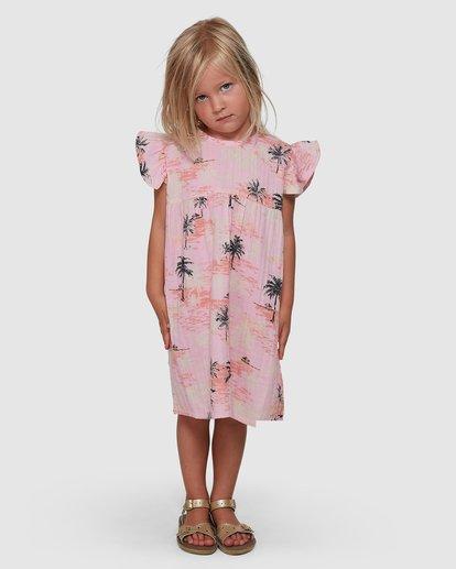 2 Sweet Sun Dress Pink 5504466 Billabong