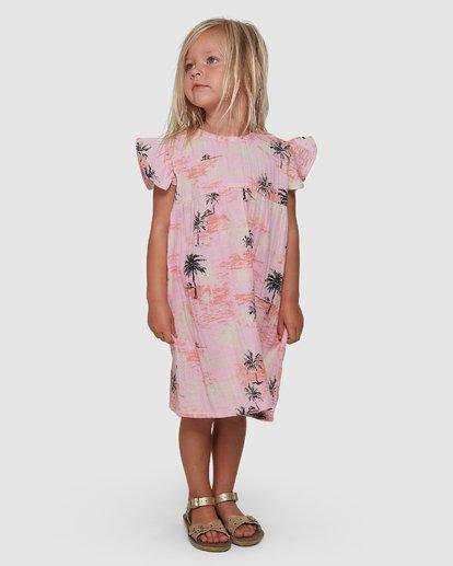 1 Sweet Sun Dress Pink 5504466 Billabong