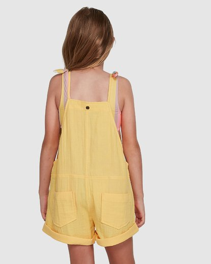 3 Montana Playsuit Yellow 5504521 Billabong