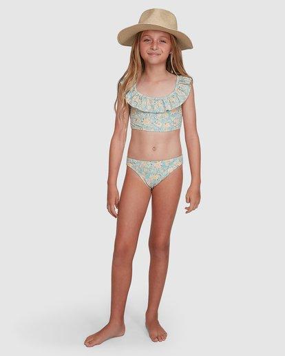 6 Wave Gypsy Bikini Blue 5504705 Billabong