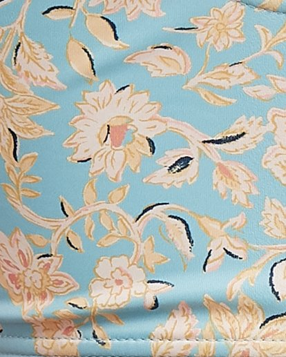 5 Stoked Stripe Bikini White 5504706 Billabong