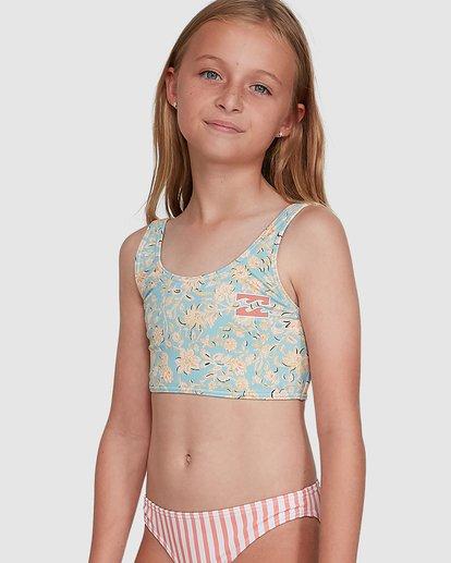 0 Stoked Stripe Bikini White 5504706 Billabong