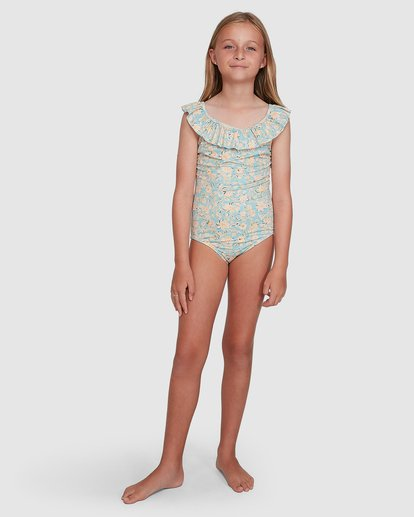 6 Wave Gypsy One Piece Blue 5504707 Billabong