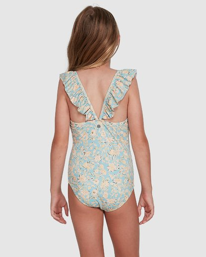 3 Wave Gypsy One Piece Blue 5504707 Billabong