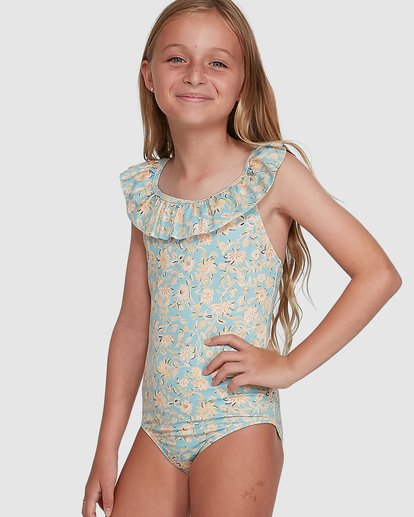 0 Wave Gypsy One Piece Blue 5504707 Billabong