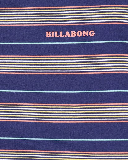 8 Delta Tee Blue 5507001 Billabong