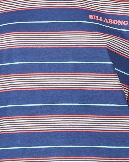 5 Delta Tee Blue 5507001 Billabong