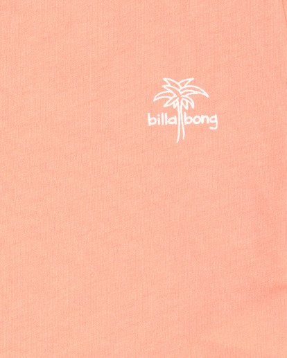 5 Sunkissed Tee Yellow 5507003 Billabong