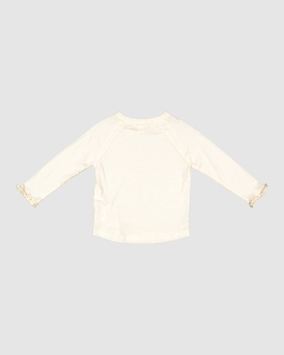 4 Ocean Dream Long Sleeve Tee White 5507073 Billabong