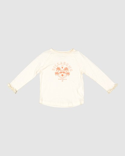 3 Ocean Dream Long Sleeve Tee White 5507073 Billabong