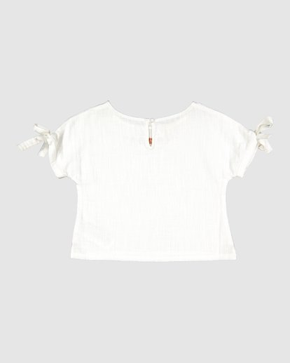 7 Luna Top White 5507093 Billabong