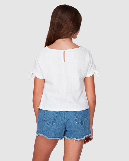 3 Luna Top White 5507093 Billabong