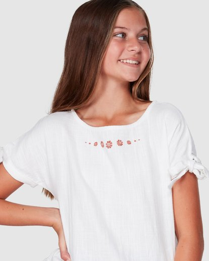 4 Luna Top White 5507093 Billabong