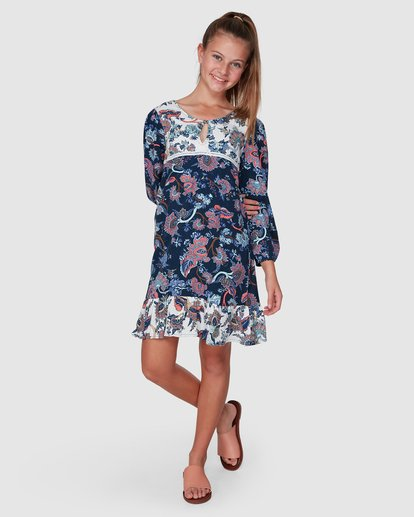 6 Gypsy Dress Blue 5507472 Billabong