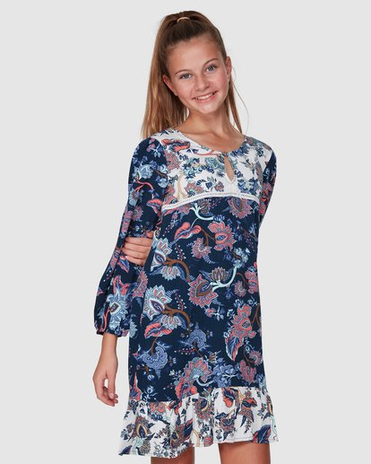 0 Gypsy Dress Blue 5507472 Billabong