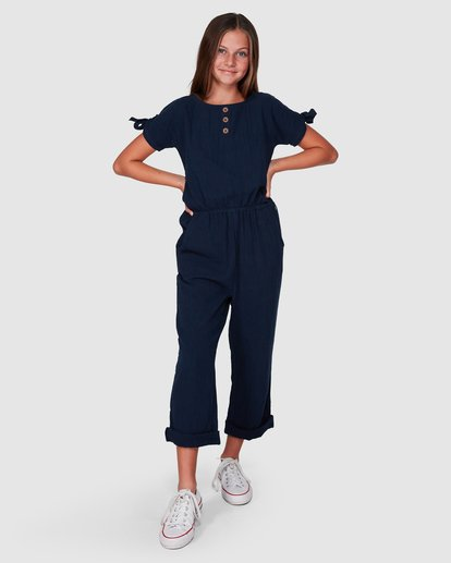 9 Kitty Jumpsuit Blue 5507501 Billabong