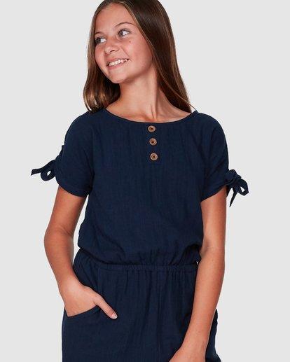 4 Kitty Jumpsuit Blue 5507501 Billabong