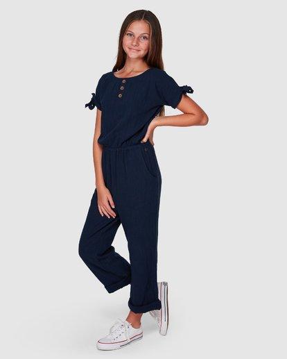 2 Kitty Jumpsuit Blue 5507501 Billabong