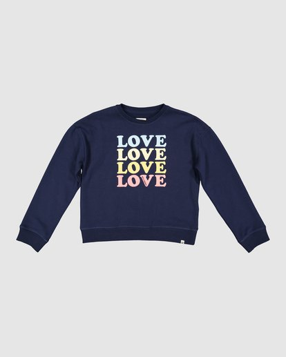 6 Love Crew Black 5507734 Billabong