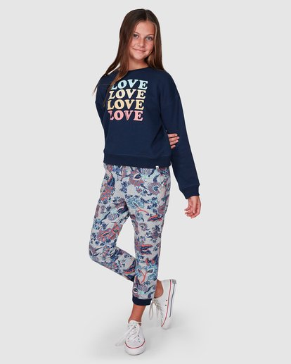 9 Love Crew Black 5507734 Billabong