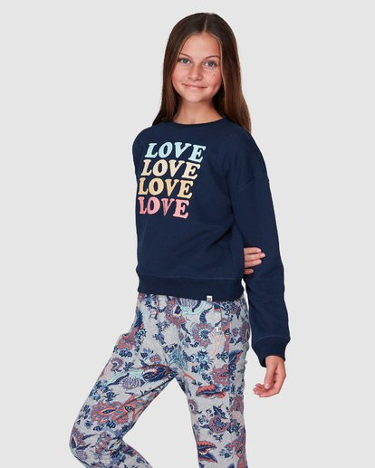 2 Love Crew Black 5507734 Billabong