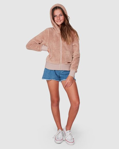 9 Cuddled Up Zip Thru Hoodie  5507735 Billabong