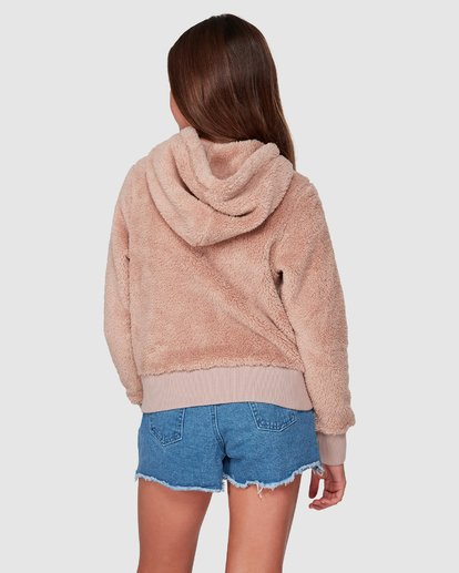 3 Cuddled Up Zip Thru Hoodie  5507735 Billabong