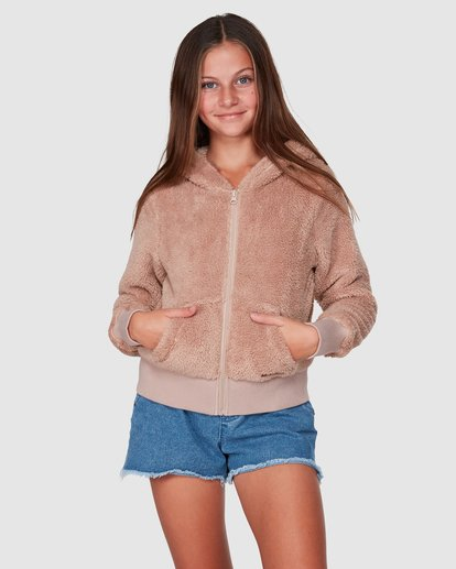 1 Cuddled Up Zip Thru Hoodie  5507735 Billabong
