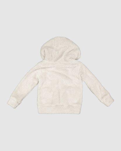 4 Little Ted Hooded Zip Thru  5507737 Billabong