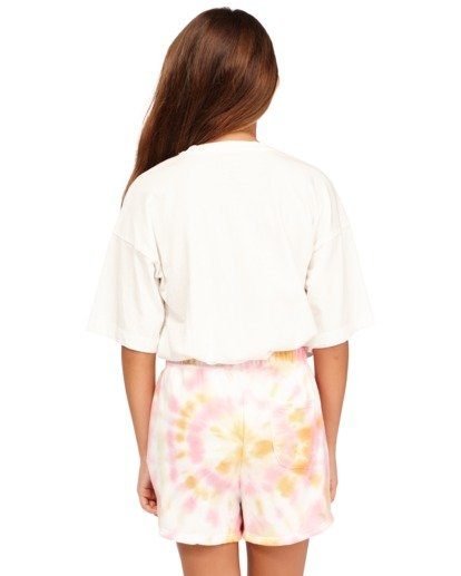 2 Girls 6-14 Dreamy Colors Shorts Grey 5513345 Billabong