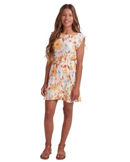 5 Girls 6-14 Walk In The Sun Dress  5513461 Billabong