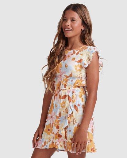 2 Girls 6-14 Walk In The Sun Dress  5513461 Billabong