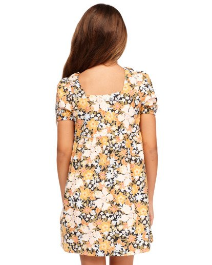 2 Girls' Heart Eyes  Babydoll Dress  5513462 Billabong
