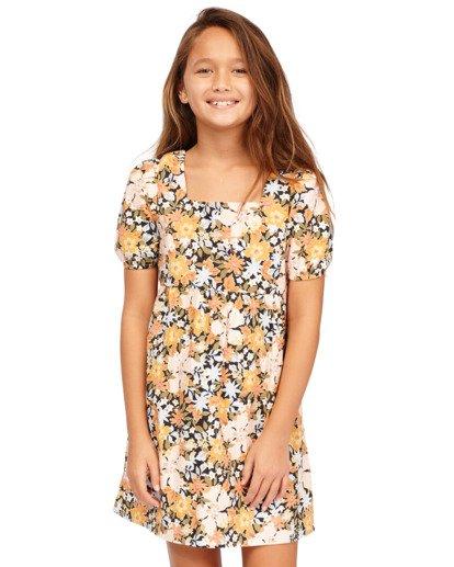 0 Girls' Heart Eyes  Babydoll Dress  5513462 Billabong