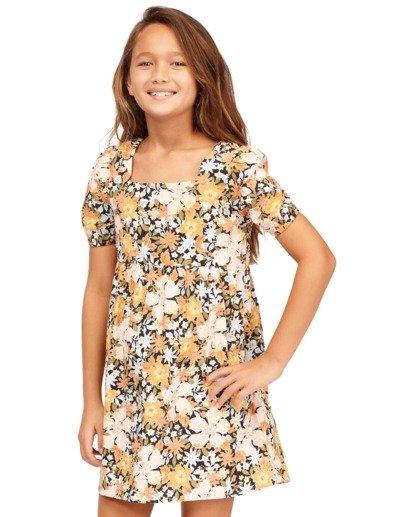 1 Girls' Heart Eyes  Babydoll Dress  5513462 Billabong
