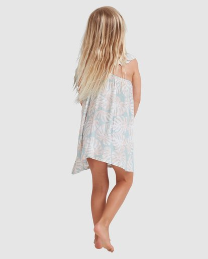 2 Girls 0-5 Shady Palms Dress  5513463 Billabong